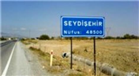 Konya Seydişehir'de 938 bin liraya satılık arsa