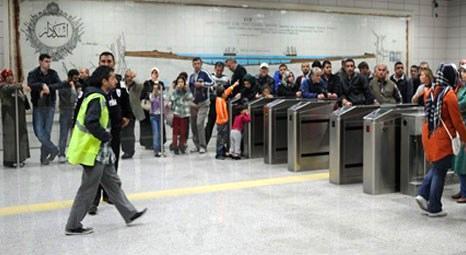 Asrın projesi Marmaray ücretli seferlerine başladı
