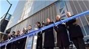 Dünya Ticaret Merkezi'nin 4 numaralı binası hizmete girdi
