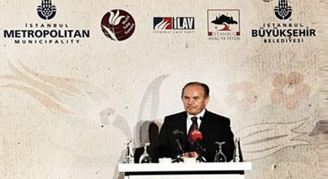 Kadir Topbaş: Osmanlı bahçelerini yeniden canlandıracağız