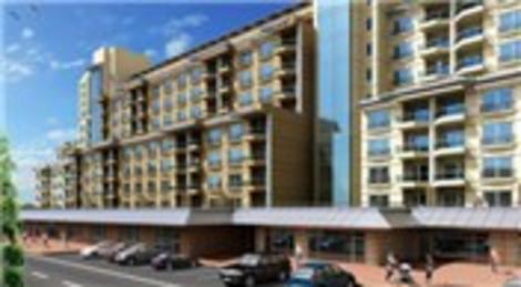 Nish Adalar Panorama Residence'ta 329 bin TL'ye 1+1