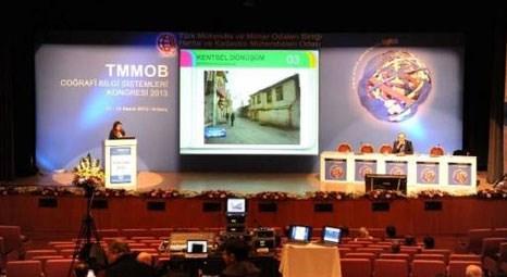 Altındağ'daki başarılı kentsel dönüşüm çalışmaları kongrede tanıtıldı