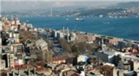 Beyoğlu'nda 822 bin 500 liraya satılık arsa
