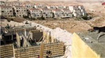 Filistin'de Yahudi yerleşim birimleri artıyor