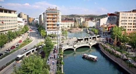 Eskişehir, parklar ve müzeler kenti olacak