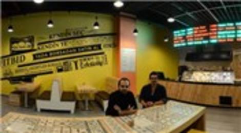 In-Zee Tasarım, Mecidiyeköy ofisinde çalışmalarına devam ediyor