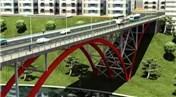Çankaya ile Dikmen çelik köprü ile birleşecek