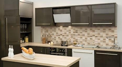 Ege Seramik, mutfak ve banyolarda mozaik şıklığı sunuyor