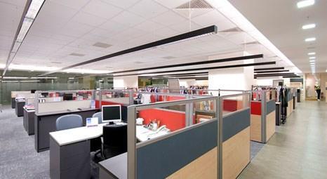 İstanbul ofis piyasasında üçüncü çeyrekte 24 bin metrekare ofis kiralandı