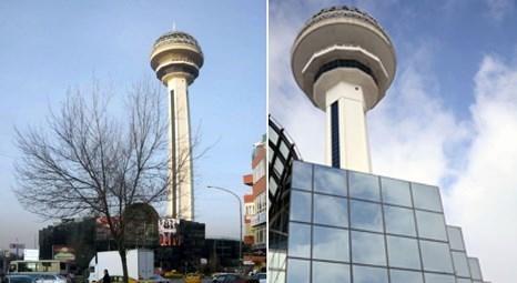 Atakule AVM Ankara için yıkım kararı çıktı
