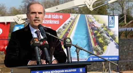 Bursa'dan sağlıklı çevre için 20 milyon liralık yatırım