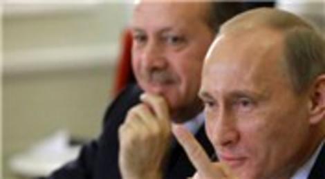 Tayyip Erdoğan ve Vladimir Putin'den inşaata 50 milyar dolarlık övgü