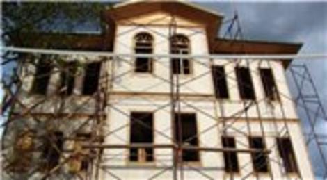 Vakıflar Genel Müdürlüğü 10 yılda 4 bin restorasyon yaptırdı