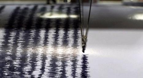 Çin'in Sincan Uygur Özerk Bölgesi'nde deprem