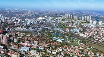 Kiptaş, iki bin konutu sattı yeni rota Hadımköy oldu