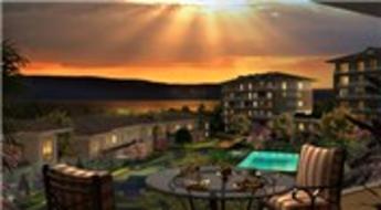 Çanakkale Park Onyedi Evleri'nde 216 bin 400 TL'ye bahçeli ev