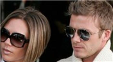 David- Victoria Beckham çifti Londra'da 129 milyon liraya saray satın aldı