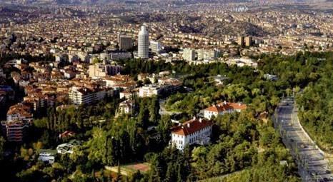 Ankara Çankaya'da 1 milyon liraya icradan satılık bina