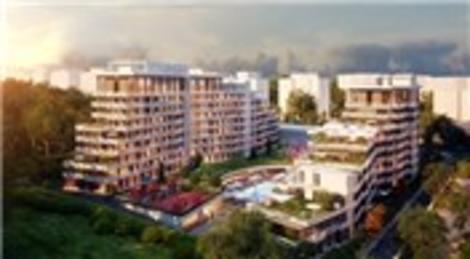 W Roof Kurtköy 1+1 fiyatları 193 bin liradan başlıyor