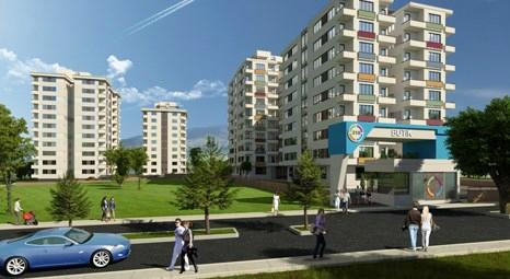216 Butik Çekmeköy'de son 24 daire