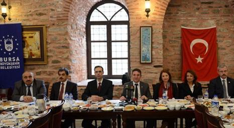 Bursa'nın turist çekim gücü artırılıyor