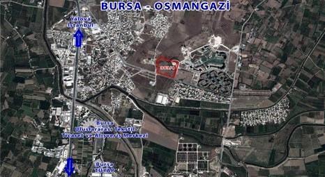 Emlak Konut GYO, Bursa Osmangazi arsa ihalesi iptal edildi