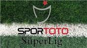 Spor Toto Süper Lig 13. hafta maçları