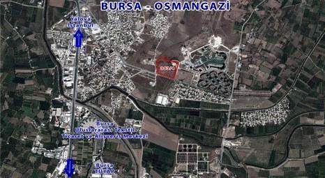 Emlak Konut GYO, Bursa Osmangazi'deki parselin değerleme raporunu sundu