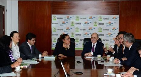 Erdoğan Bayraktar 'Gayrimenkul firmaları Kolombiya'da etkin olmak istiyor'