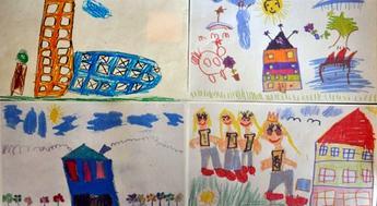 Uptown minik mimarlar hayallerindeki evi çiziyor yarışması sonuçlandı