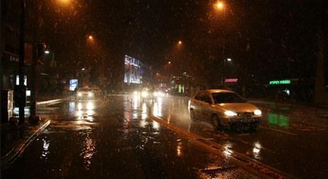 Antalya'da bu gece buzlanma ve don bekleniyor