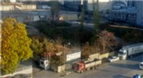 İstanbul Yenibosna'da 35 milyon dolara satılık arsa
