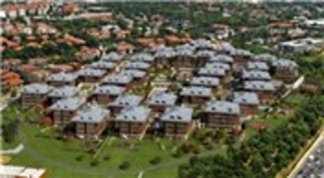 Şehrizar Konakları'nda son 50 daire yüzde 5 peşinatla