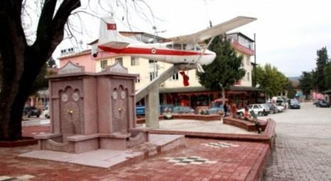 Eskişehir Osmaneli'ne yapılan üç çeşme hizmete açıldı