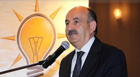 """Mehmet Müezzinoğlu '45 bin hasta yatağını yenileyeceğiz"""""""