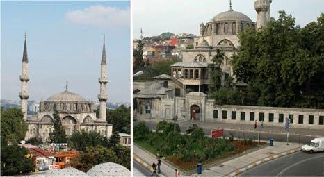 Üsküdar Cedit Valide Sultan Camisi restore edilecek