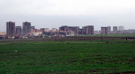 Diyarbakır'da 3 milyon 629 bin TL'ye satılık arsa