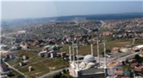 Eczacıbaşı'nın arazi topladığı bölge Arnavutköy