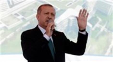Recep Tayyip Erdoğan,Fethiye'deki toplu açılış töreninde konuşma yaptı