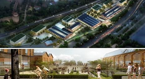 Ege Yapı Yedikule projesi 2016'da tamamlanacak