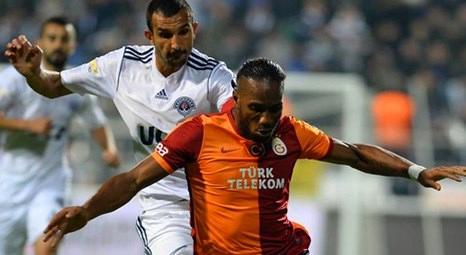 Galatasaray- Kasımpaşa berabere kaldı