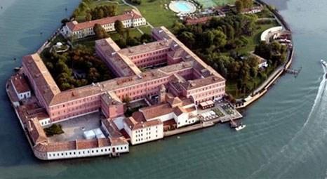 Selim Uyar Venedik'te ada satın aldı