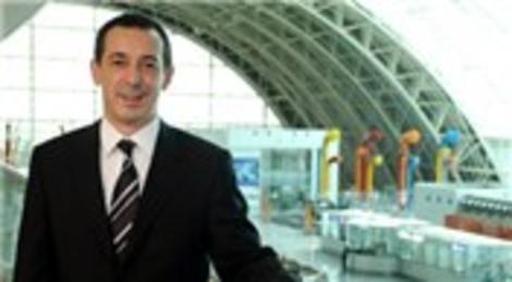 Erkan Balcı, 'İzmir Adnan Menderes Havalimanı enerjiyi verimli kullanıyor'