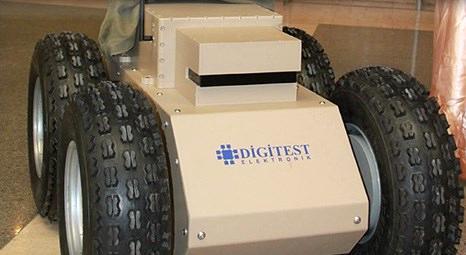 Akıllı Atış Eğitim Robotu harekat polislerinin eğitimlerinde kullanılacak