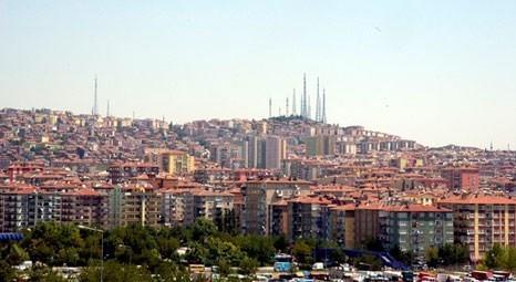 Ankara Kazan Belediyesi'nden satılık 83 taşınmaz