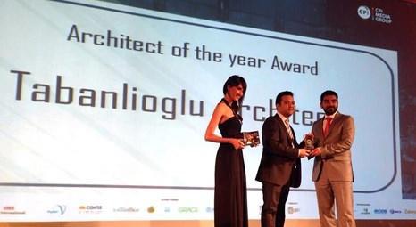 Tabanlıoğlu Mimarlık Ortadoğu'nun en iyisi seçildi