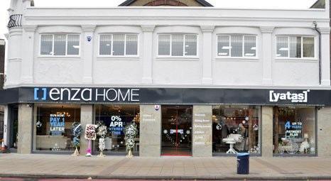 Yataş Grup, Enza Home mağazasını Londra'da hizmete açtı