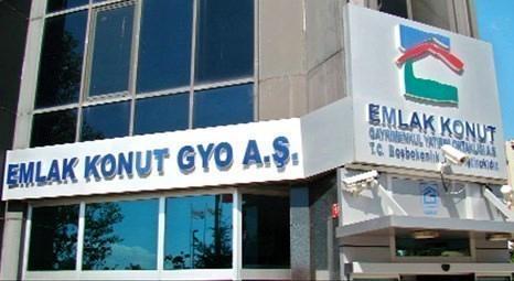 Emlak Konut GYO'nun İstanbul, İzmir ve Kocaeli'deki 19 parselinin değerleme raporu