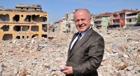 Selami Öztürk 'Fikirtepe'de sosyal patlama olacak'