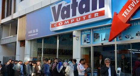Vatan Bilgisayar 89. mağazasını Maltepe'de açtı